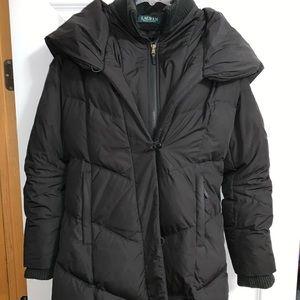 Long Ralph Lauren Winter Jacket